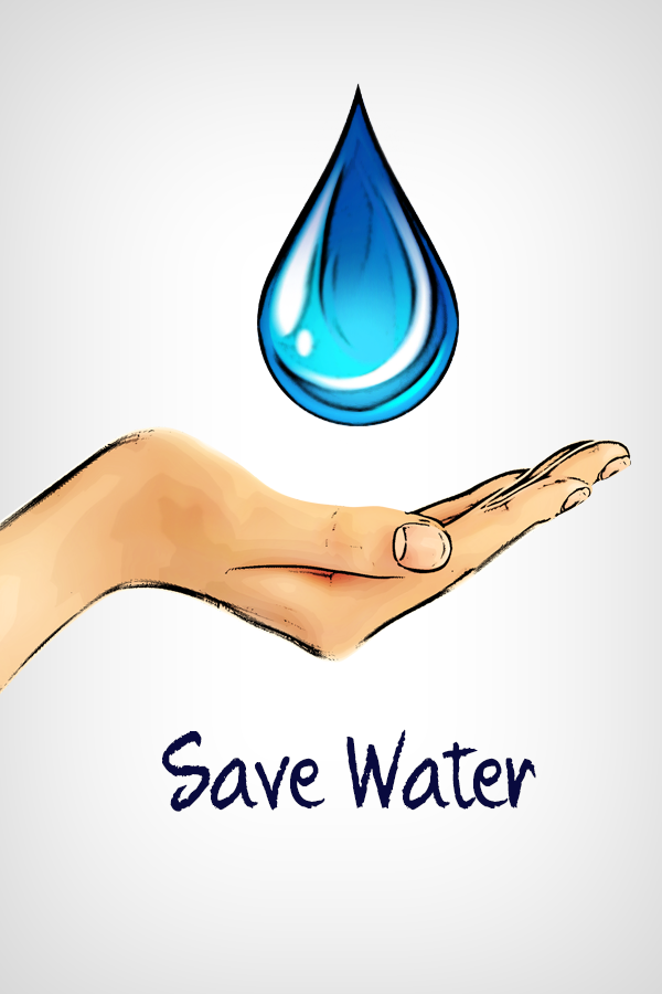 essay on how to save water