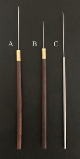 Types Of Aari Needles Used For Hand Embroidery Embroidery Material