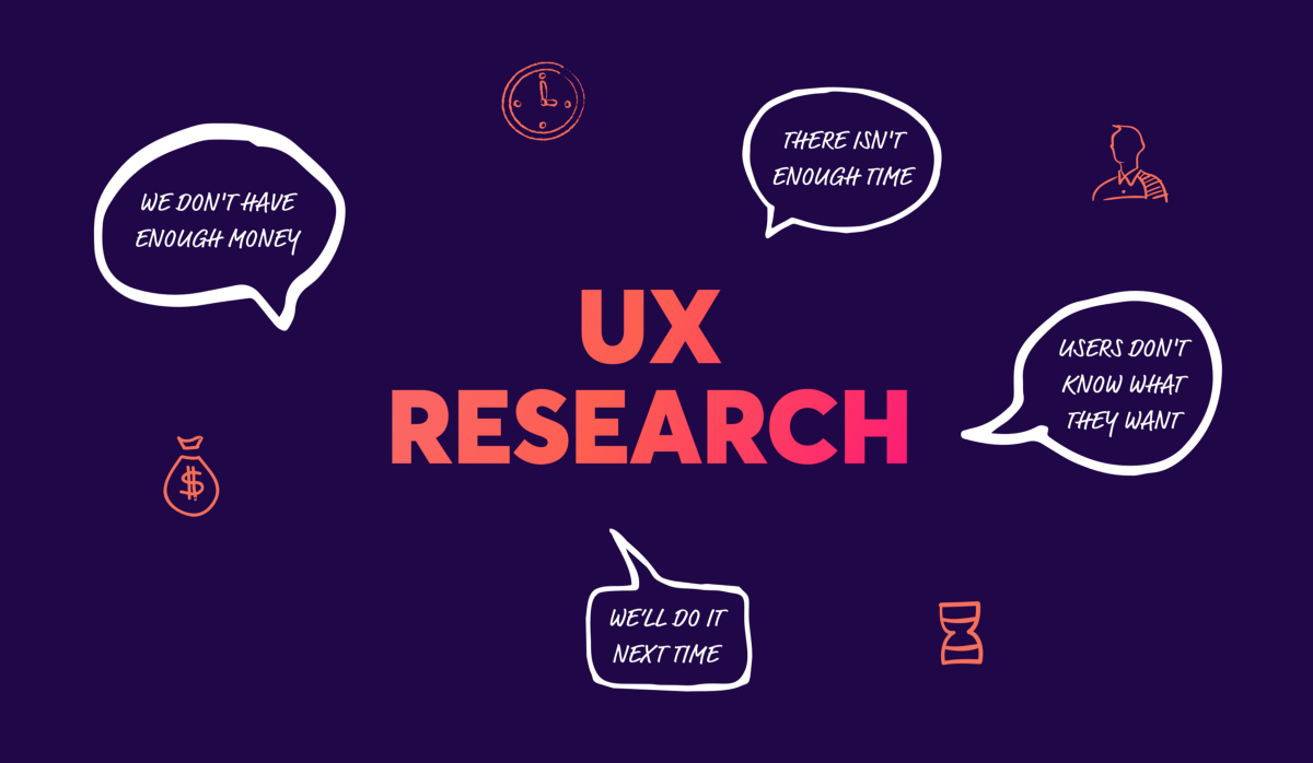 UX Research: Stop the Objections!