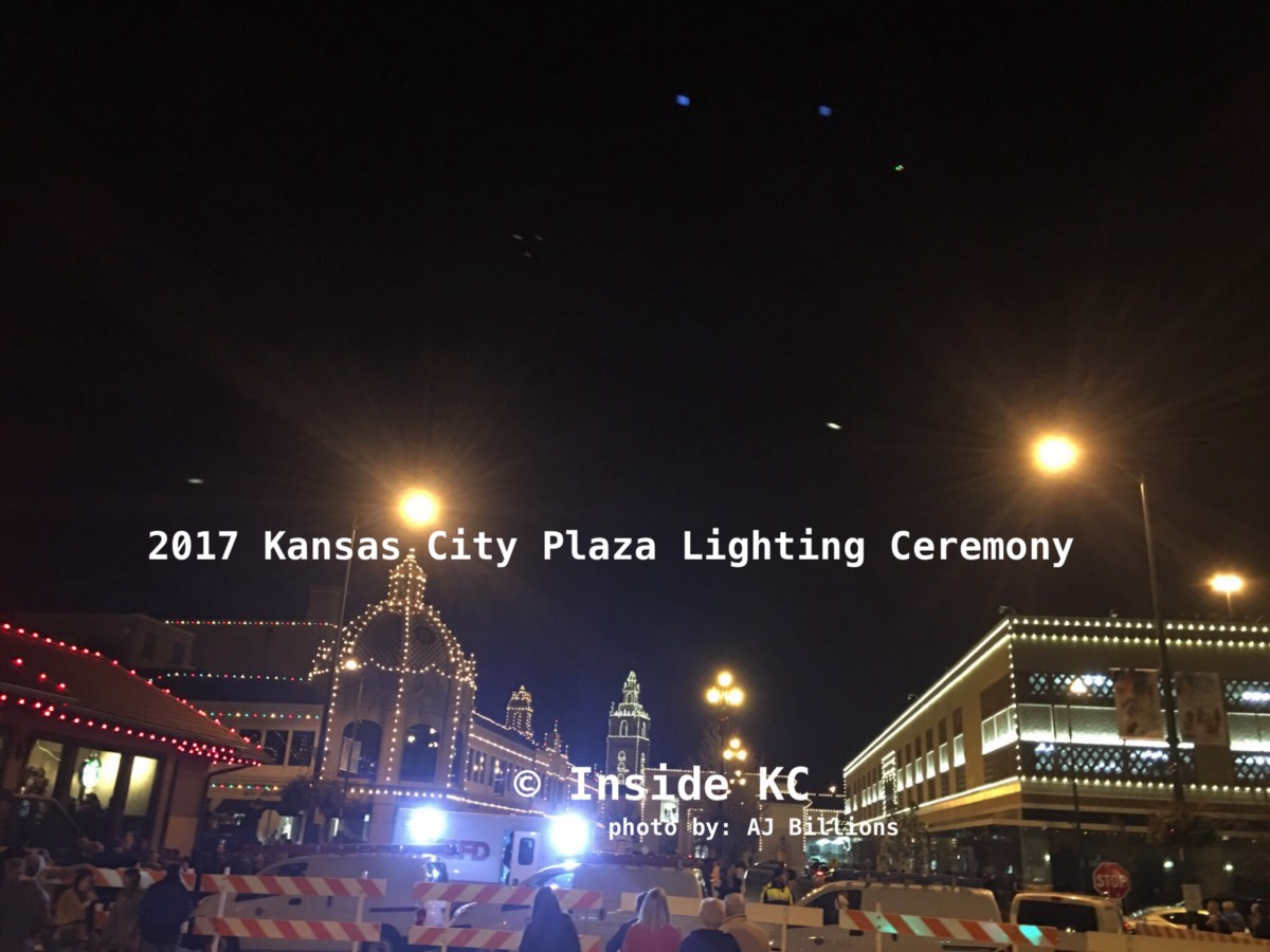 My Coverage Of The 88th Annual Kansas City Plaza Lights Ceremony With The KC  Chiefs