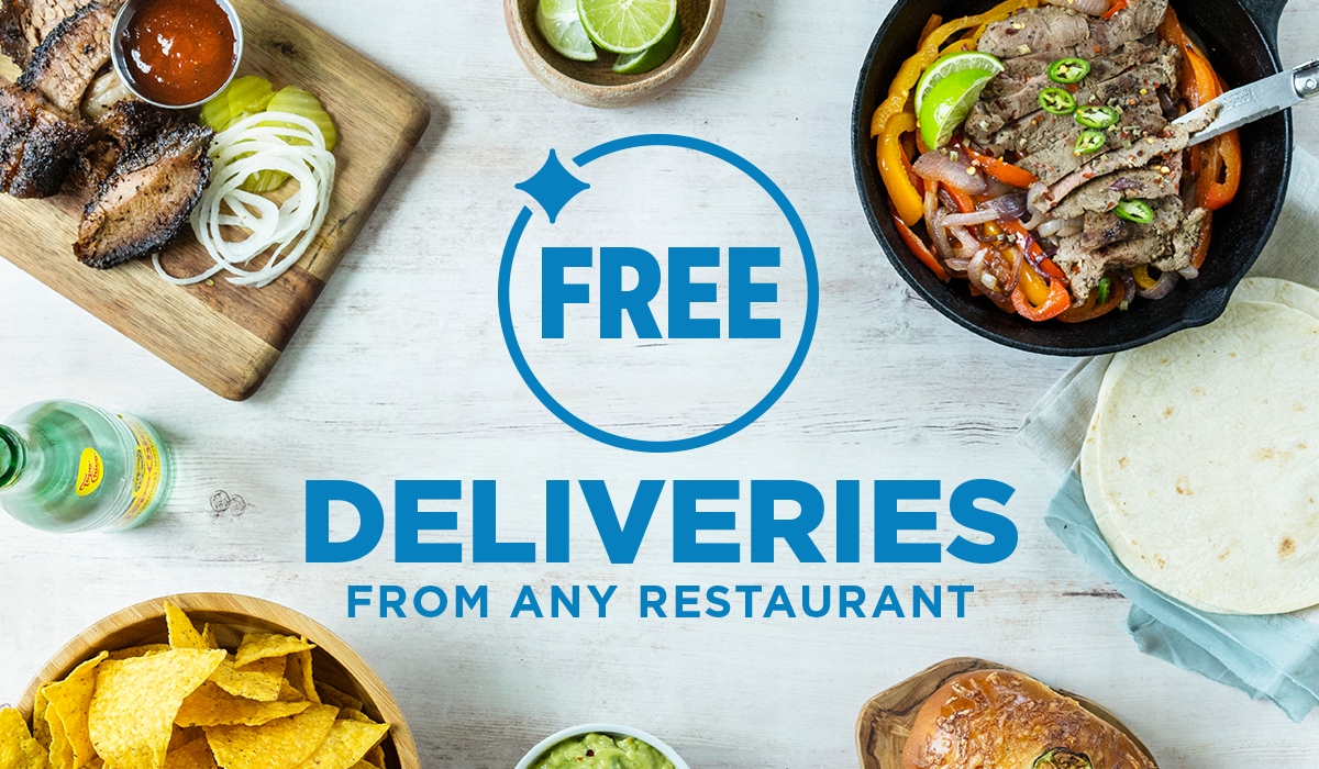 Hey Hub City You Can Now Get Anything Delivered To Celebrate The Launch Of Our Newest Lubbock Residents All Restaurants And S