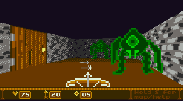 Writing A Retro 3D FPS Engine From Scratch