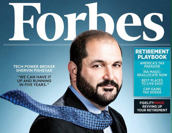Iranian-Americans in Silicon Valley are Getting More Powerful