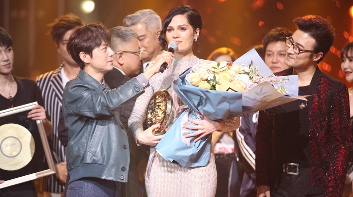 Jessie J makes history, wins one of China's biggest singing talent shows