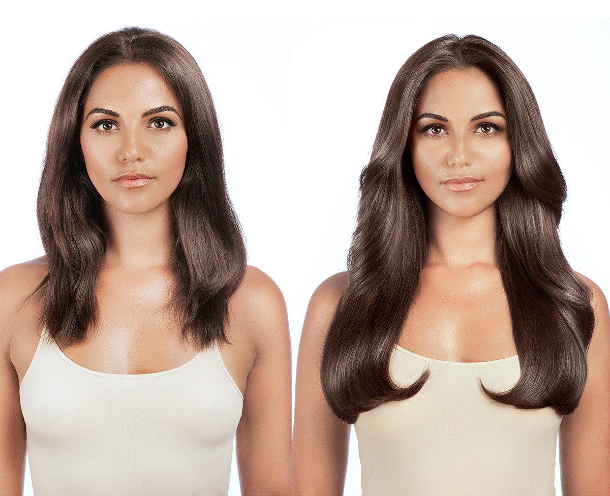What Are The Best Clip In Hair Extensions Human Hair Or Synthetic