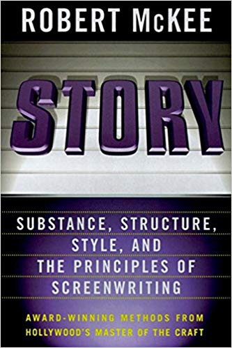 Cover of Story by Robert McKee