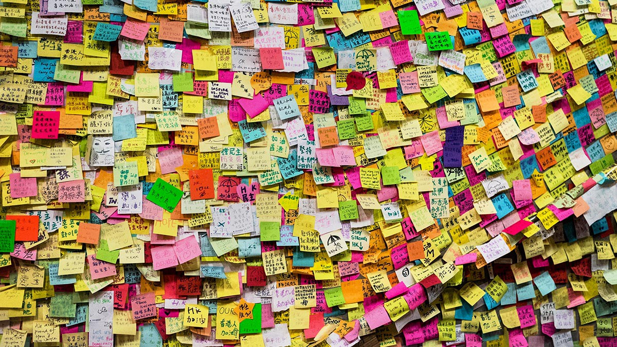 Post-It Notes: On Writing – Celeste Aguzino – Medium