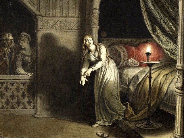 the proof that lady macbeths imagination was stronger than her will in shakespeares macbeth Act ii, scene iii 1 the porters scene, or the knocking at the gate, _ is a much debated scene by scholars, but many agree it is the typical comic relief scene seen in shakespeares plays.