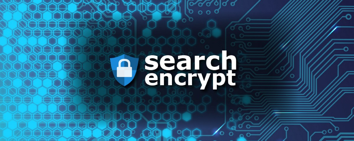 how to encrypt what you search