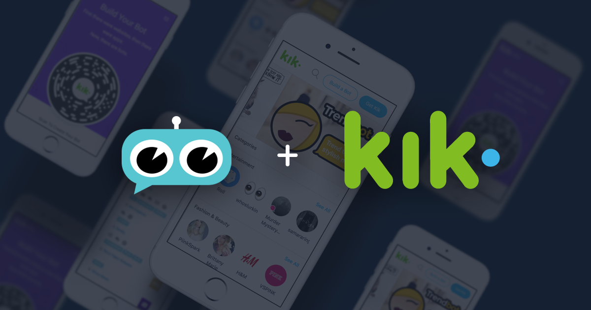 Porn Spam Gets a Kik Out of You