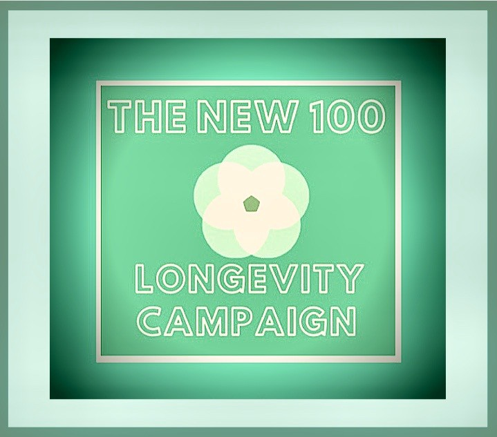 THE NEW 100 LONGEVITY CAMPAIGN - cover