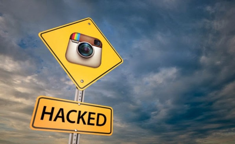 instagram account hacked