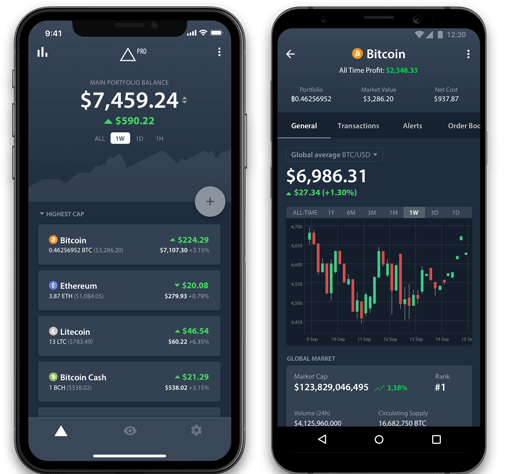 Best app to track crypto profits from trading