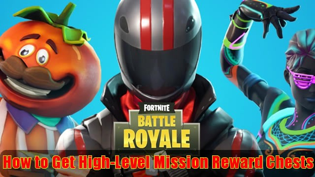before we get into the thick of it some could wonder why they should even aim for any level 7 mission reward chest - fortnite play with others missions