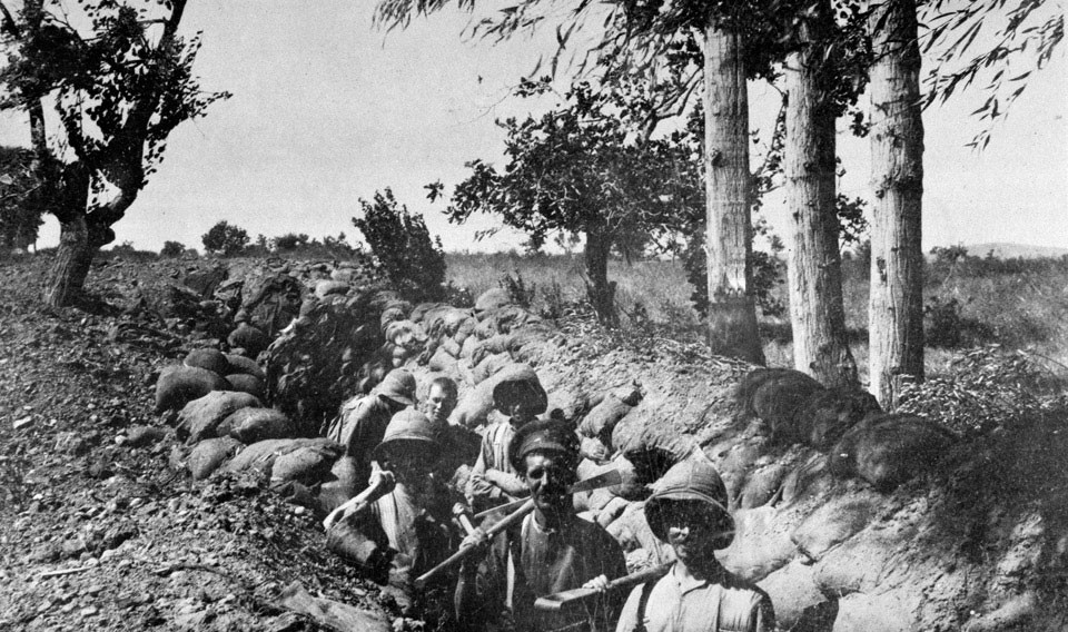 the influence of propaganda and nationalism on soldiers and civilians in the battle at gallipoli – bryce committee in modern battle zones, and indulgence in german propaganda recounting imaginary crimes committed against soldiers by civilians.