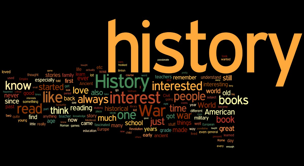 in history
