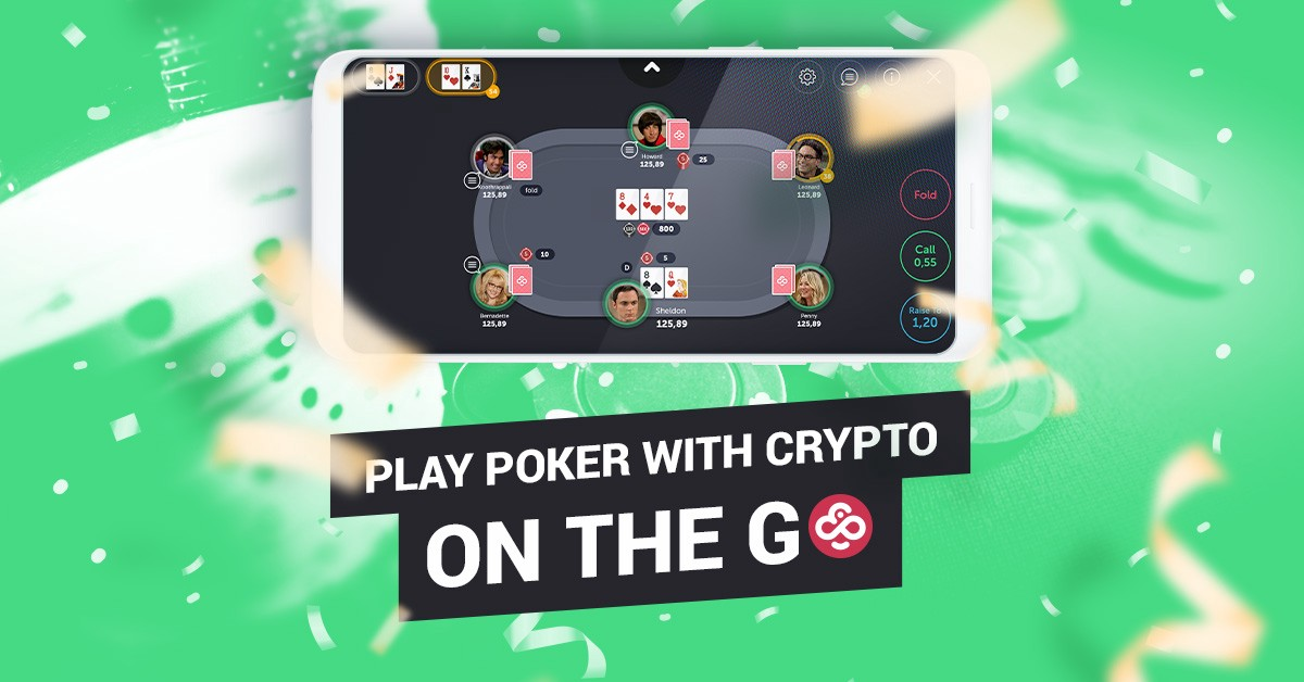 OFFICIAL: Introducing the CoinPoker App for Android