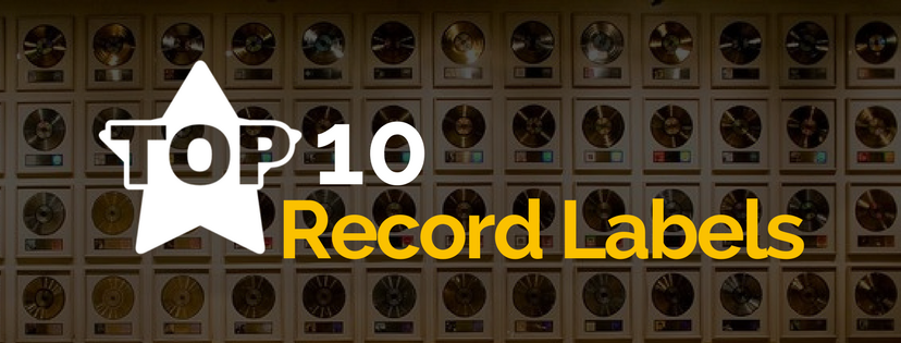 top 10 major record labels – giglue – medium