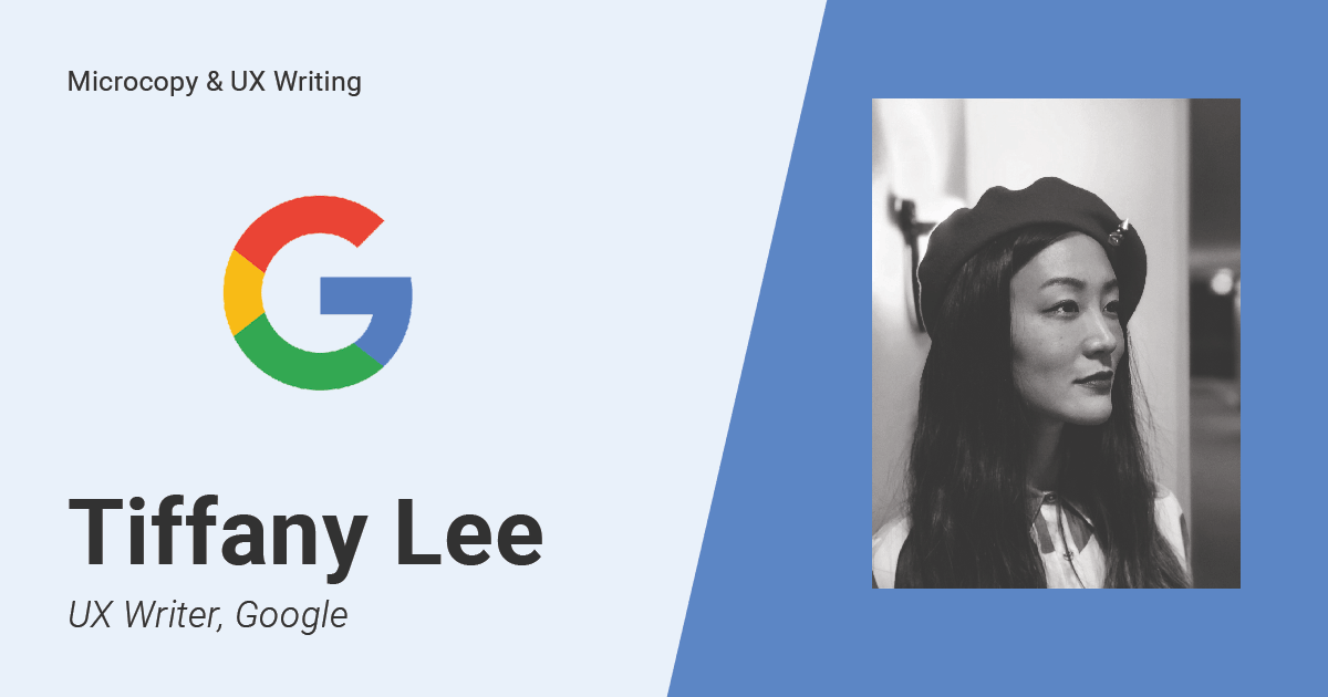 Interview With A UX Writer From Google