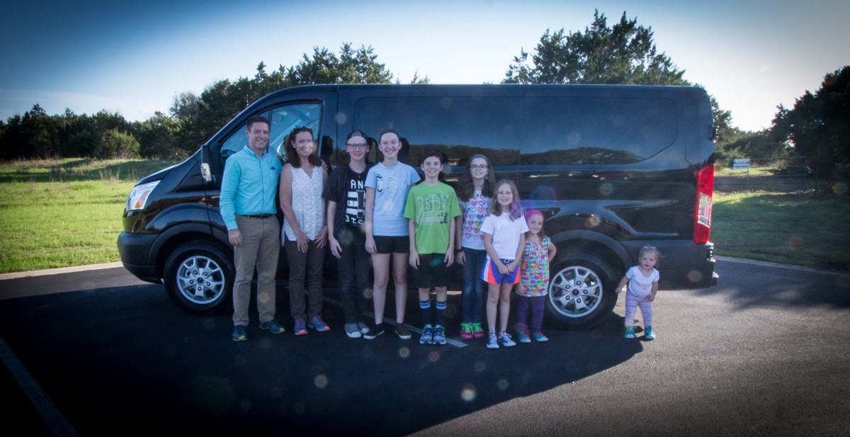 2017 Ford Transit 350 Wagon >> 2017 Ford Transit Review: Large Family Edition – Marshall Hines – Medium