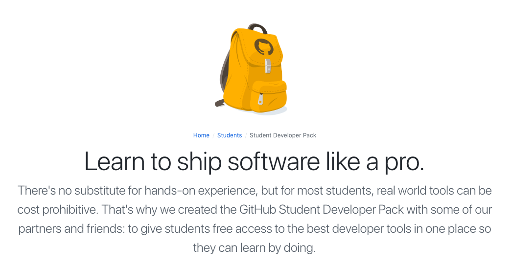 LevelUp with GitHub Developer Pack – The Quantum Living By