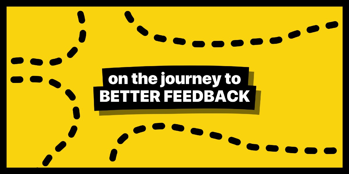 On the journey to better feedback — Tips and tricks to transform your demos