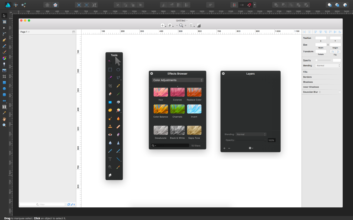 Sketch? I use it every week, but can't pass indifferently by Affinity Designer