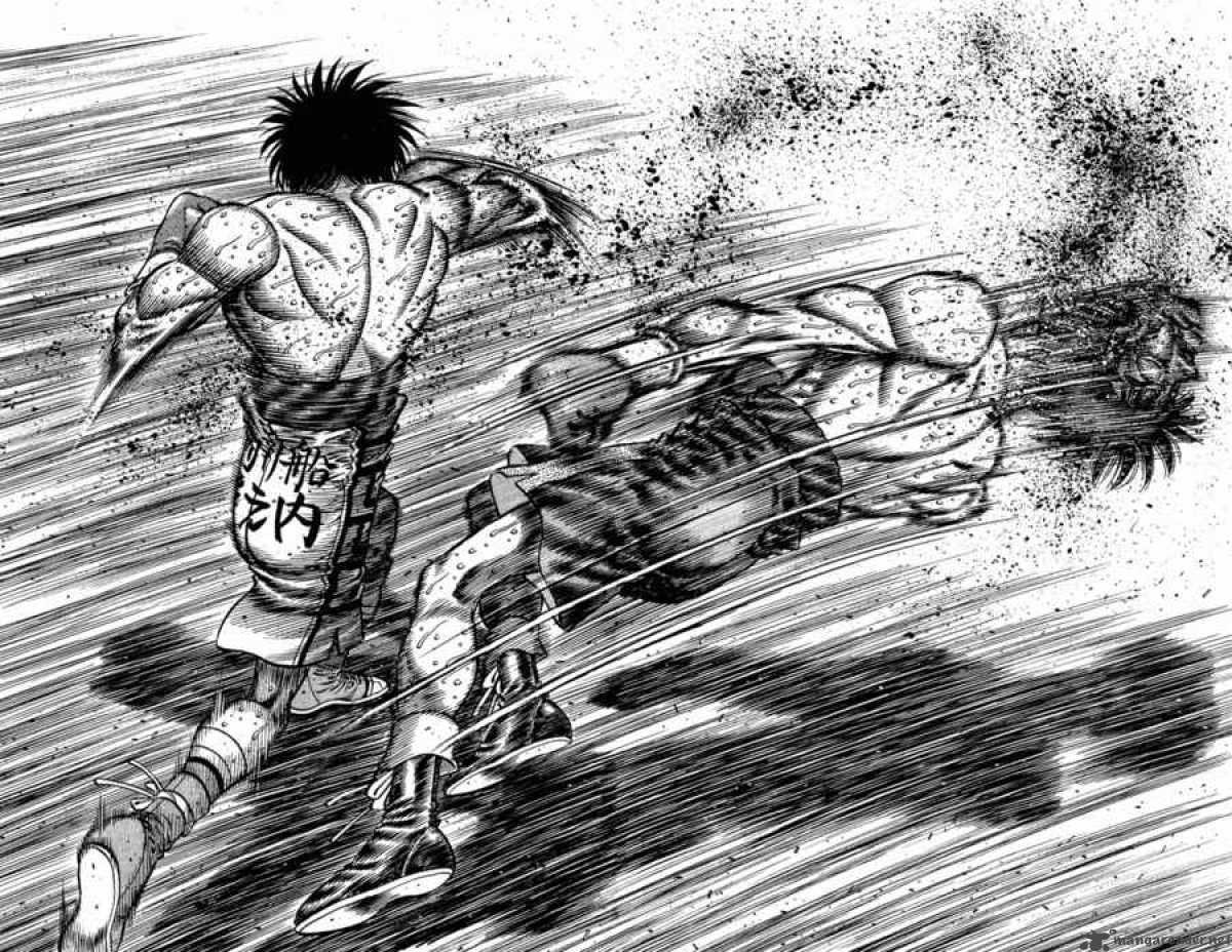 Hajime No Ippo And The Weight Of 25 Years Of Comics