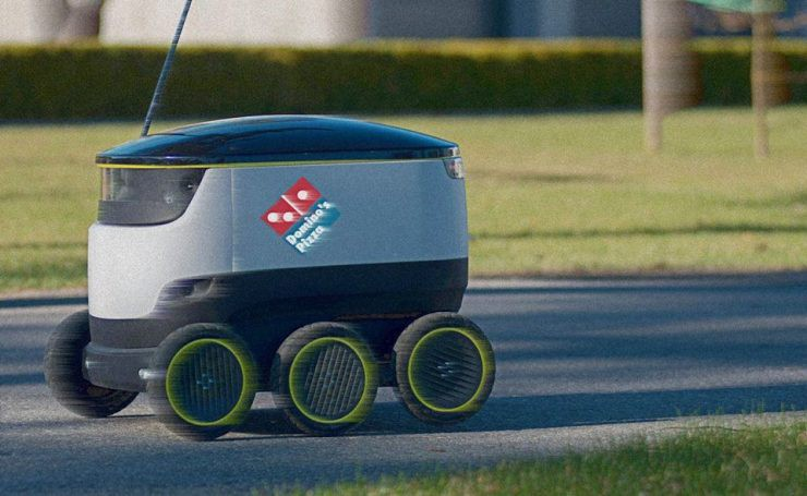 Robots Are Now Delivering Pizza  The Mission  Medium