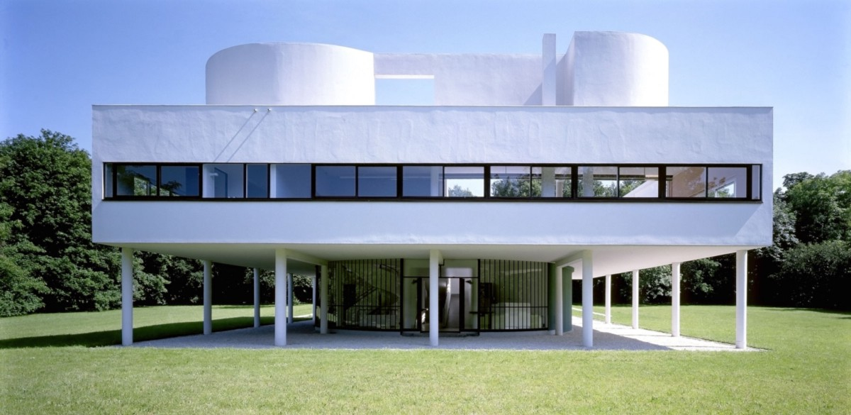 Le Corbusier And The Non Representation Of Technology