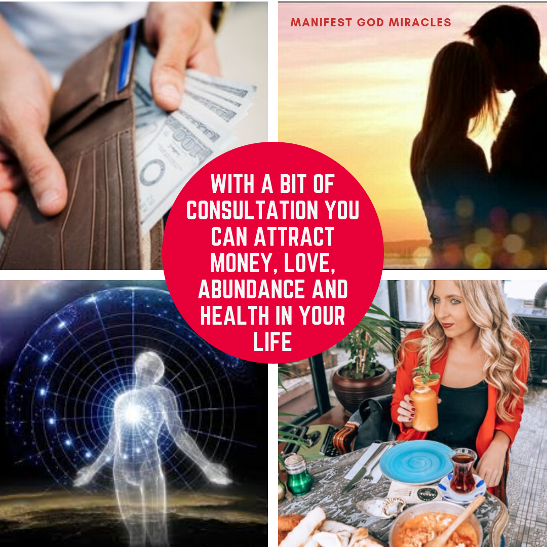 RITUALS FOR ATTRACTING HEALTH, WEALTH AND ABUNDANCE!!