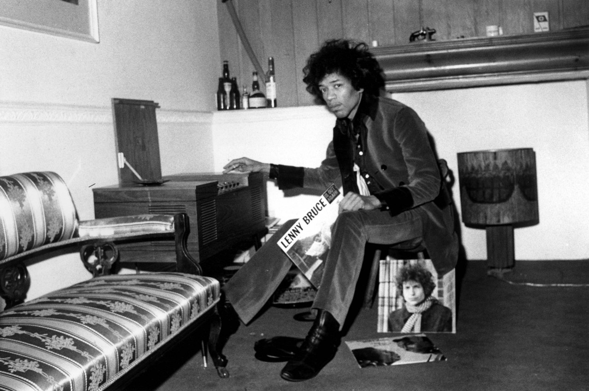 How Jimi Hendrix S Obsession With Bob Dylan Led Him To