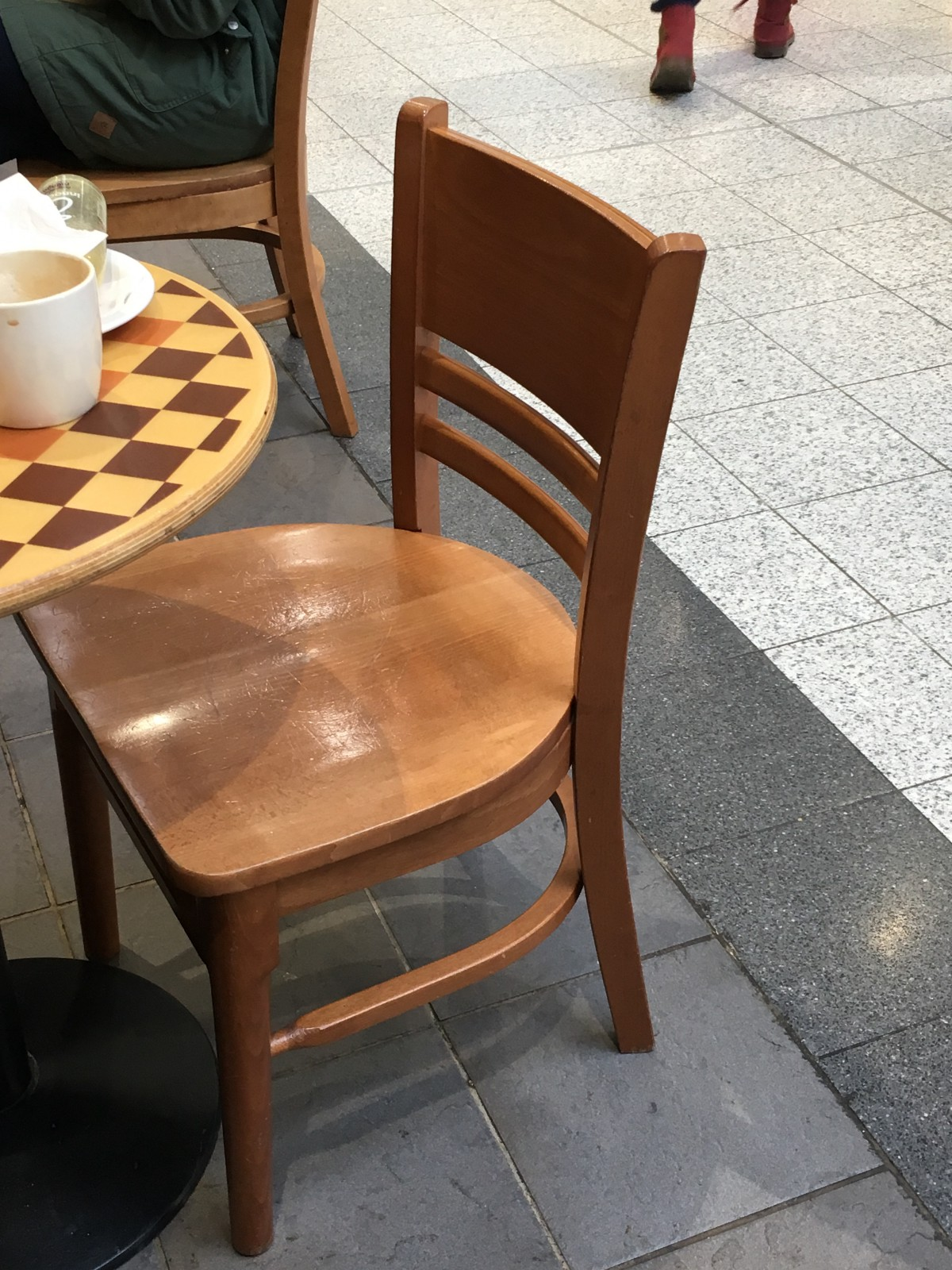 Coffee Shops In Manchester & shooting 1 Cafe Chairs