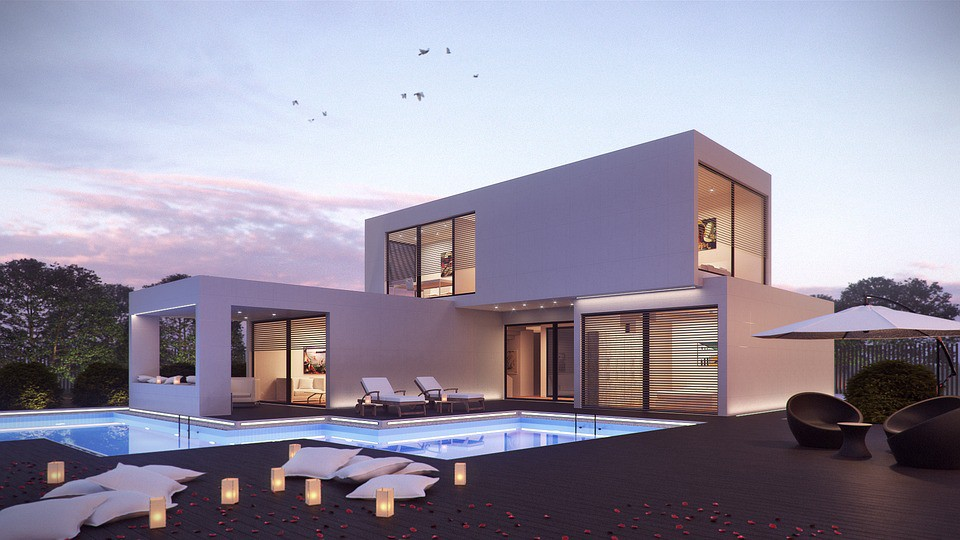 Consider To Build A Pool House As Your Property Extension