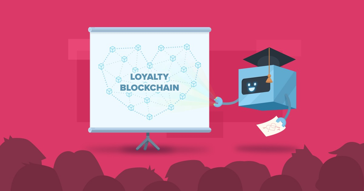 Why blockchain is a smart solution for loyalty programs colourmoves