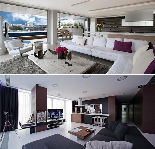 People Often Find It Hard To Point Out The Differences Between Modern And Contemporary Furniture Designs Because They Are Somewhat Part Of Same Process