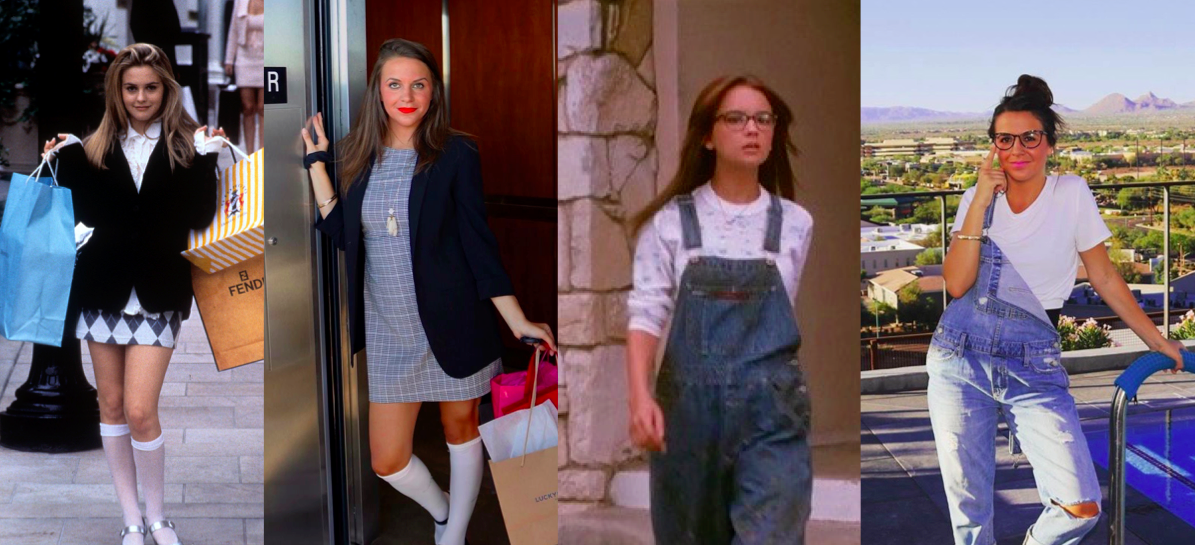 What I Learned About Personal Style From Dressing Up As My Favorite 90s Icons
