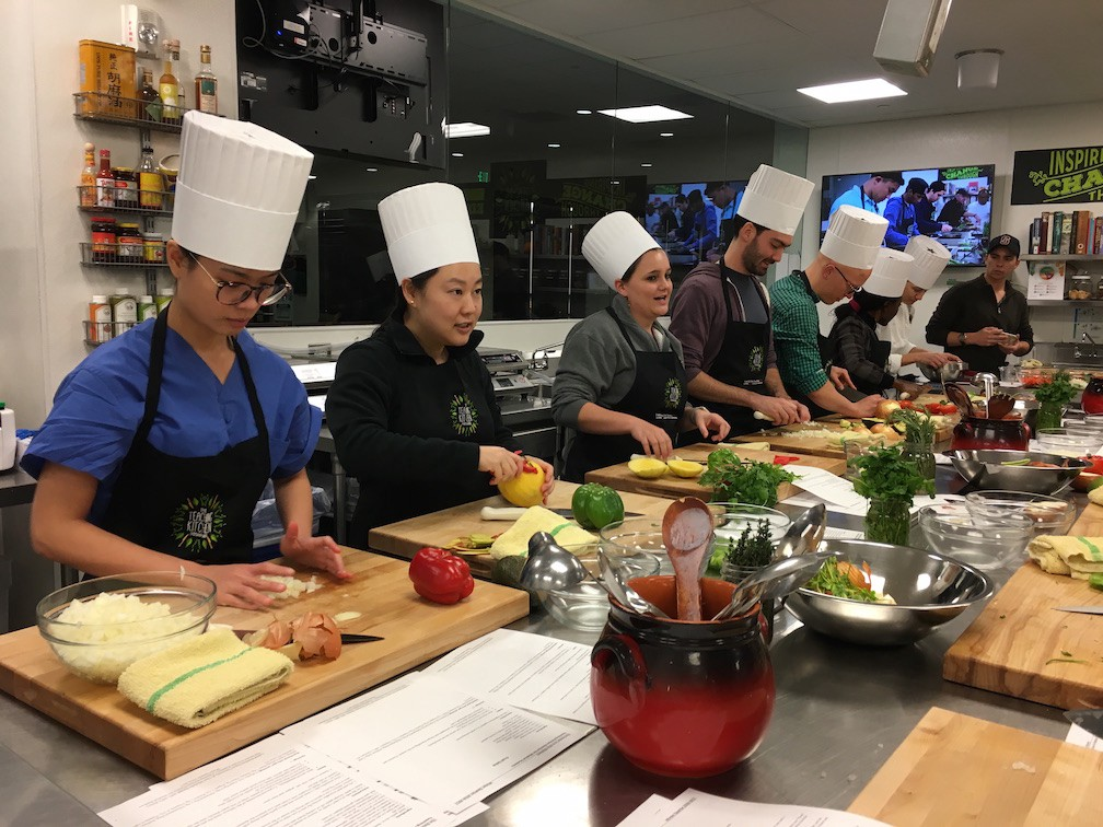 """Chef in Medicine"""" Dishes on Combining Medicine and Cuisine"""