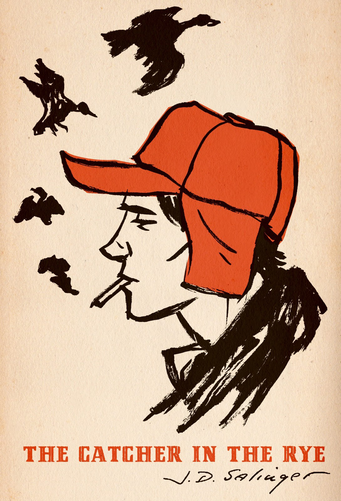holden caulfield catcher in the Holden is emotionally distant from his mother the loss of her younger son has locked mrs caulfield in a state of nervous exhaustion that is characterized by constant headaches and anxiety which .