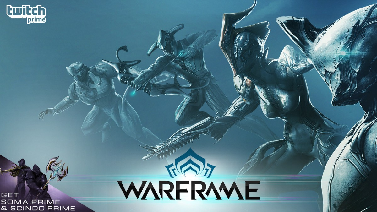 twitch prime members are getting even more warframe loot