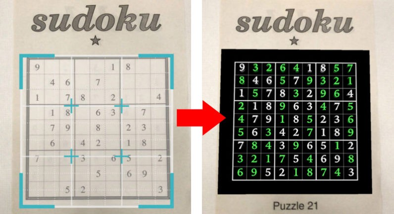 why we built magic sudoku the arkit sudoku solver prototypr