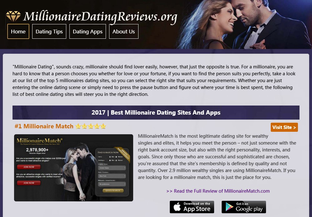 Crazy dating sites