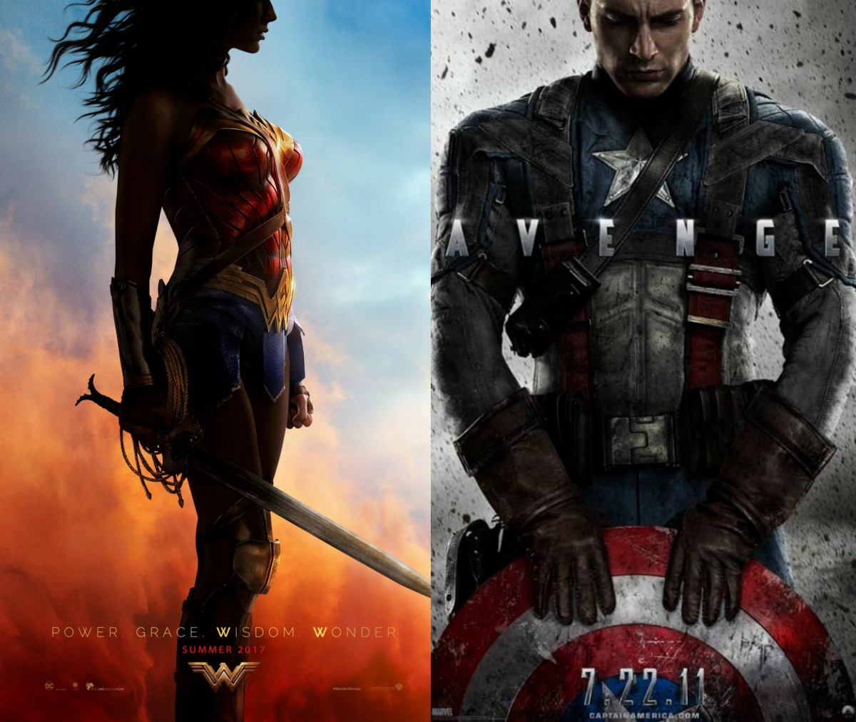 Wonder Woman Is The Movie That Captain America Should Have ...