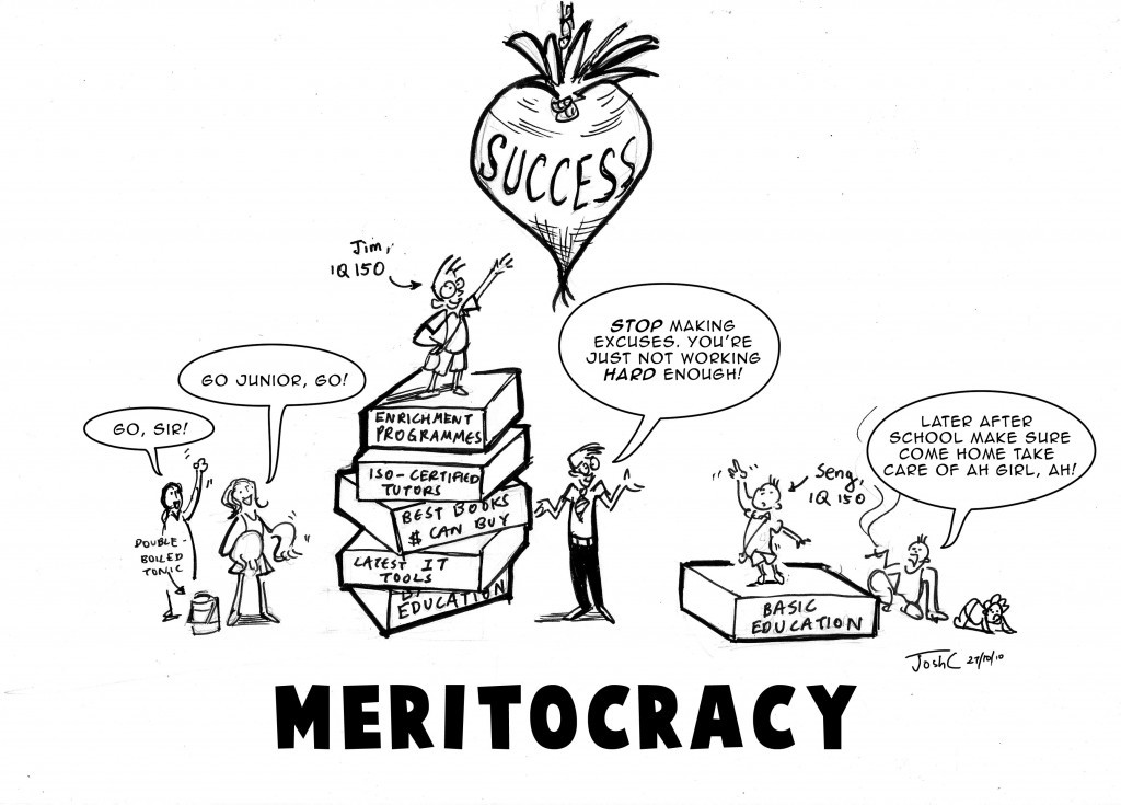 Between Meritocracy And Mental Health Sits Gratitude Inclusion