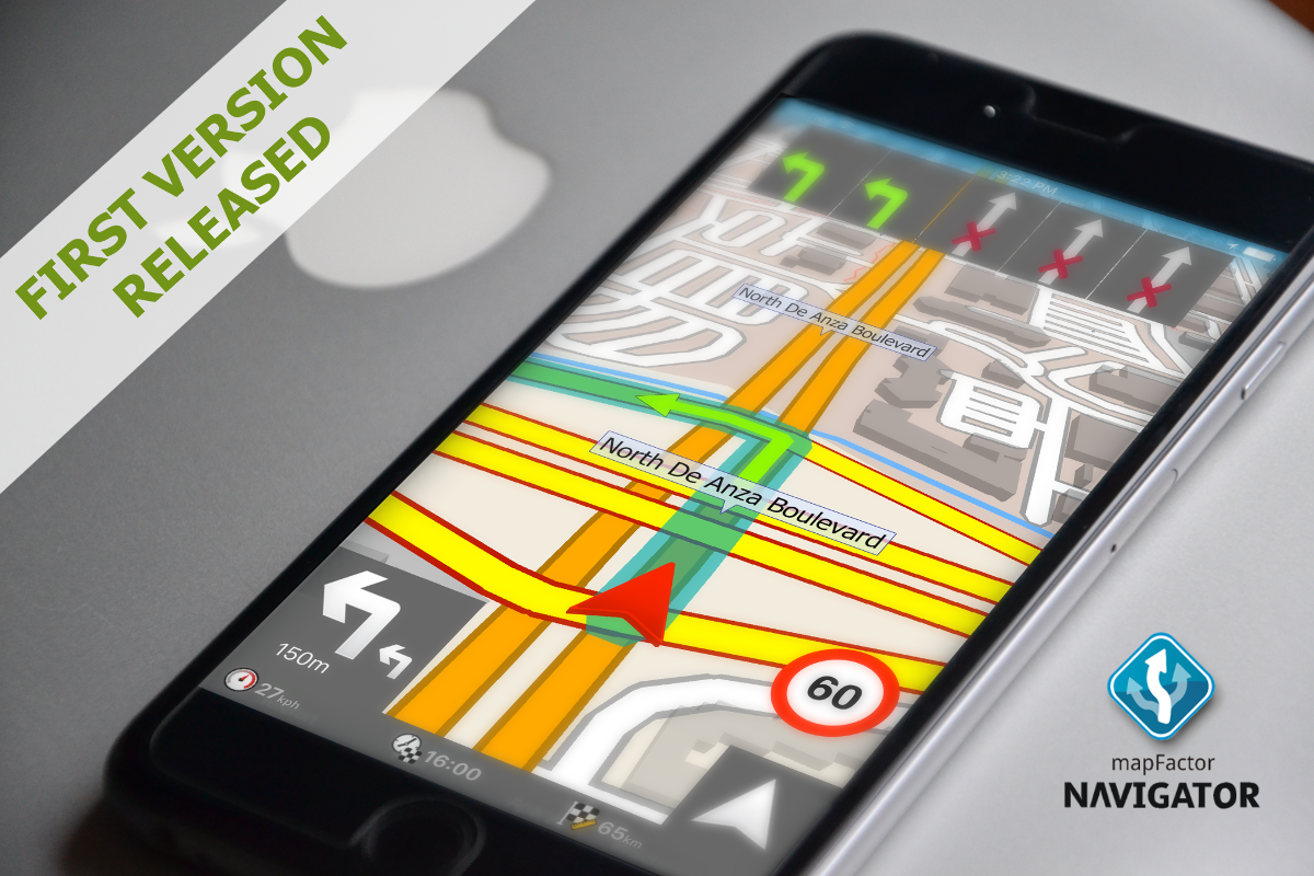 best offline gps app for iphone popular gps navigation app mapfactor navigator now 18309