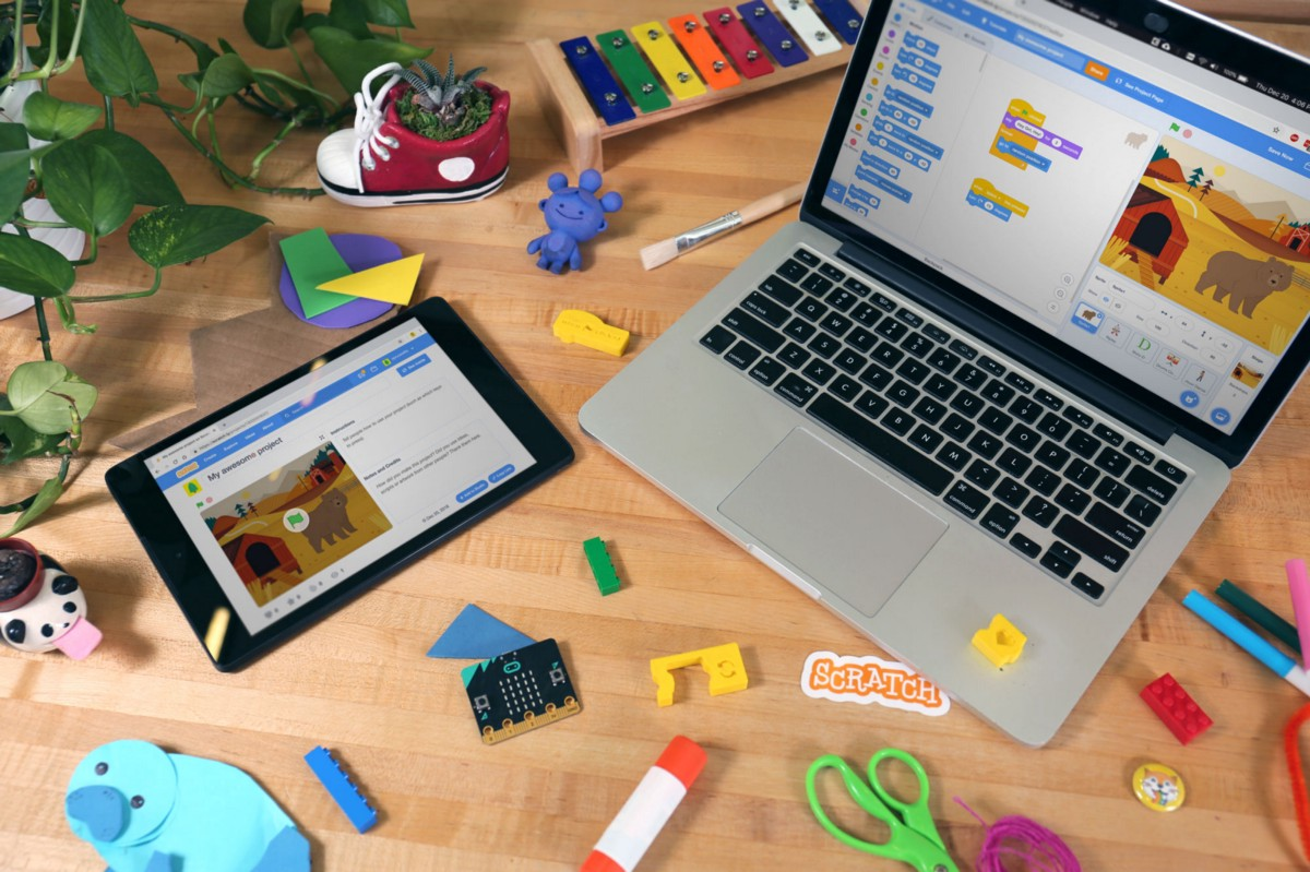 Introducing Scratch 3.0: Expanding the Creative Possibilities of Coding
