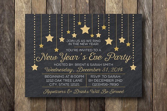 in any case you celebrate with your own particular social event you should express your welcome in a new year party invitation card to tell your guests