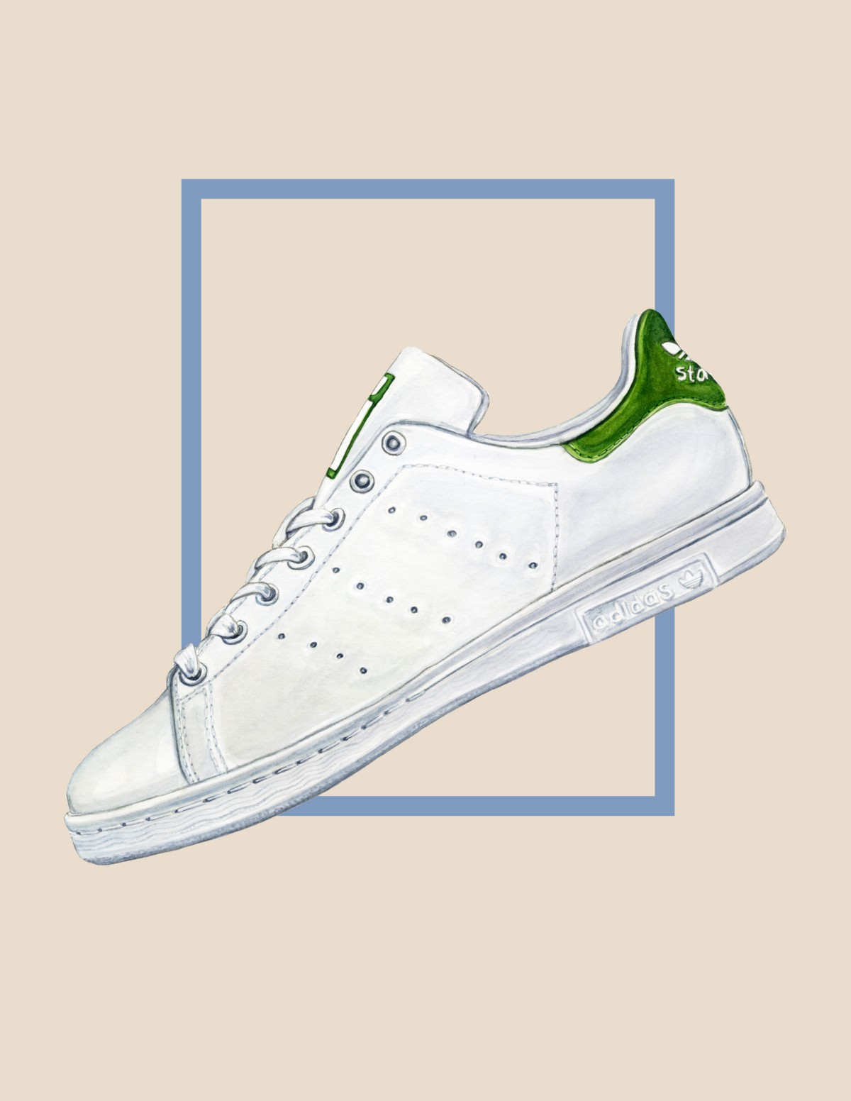 Stan Smith, the sneakers