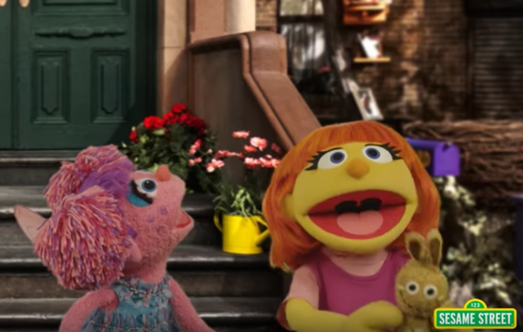 What Muppet With Autism Means To My >> The New Autistic Muppet Could Save People Like Me A Lifetime Of Pain