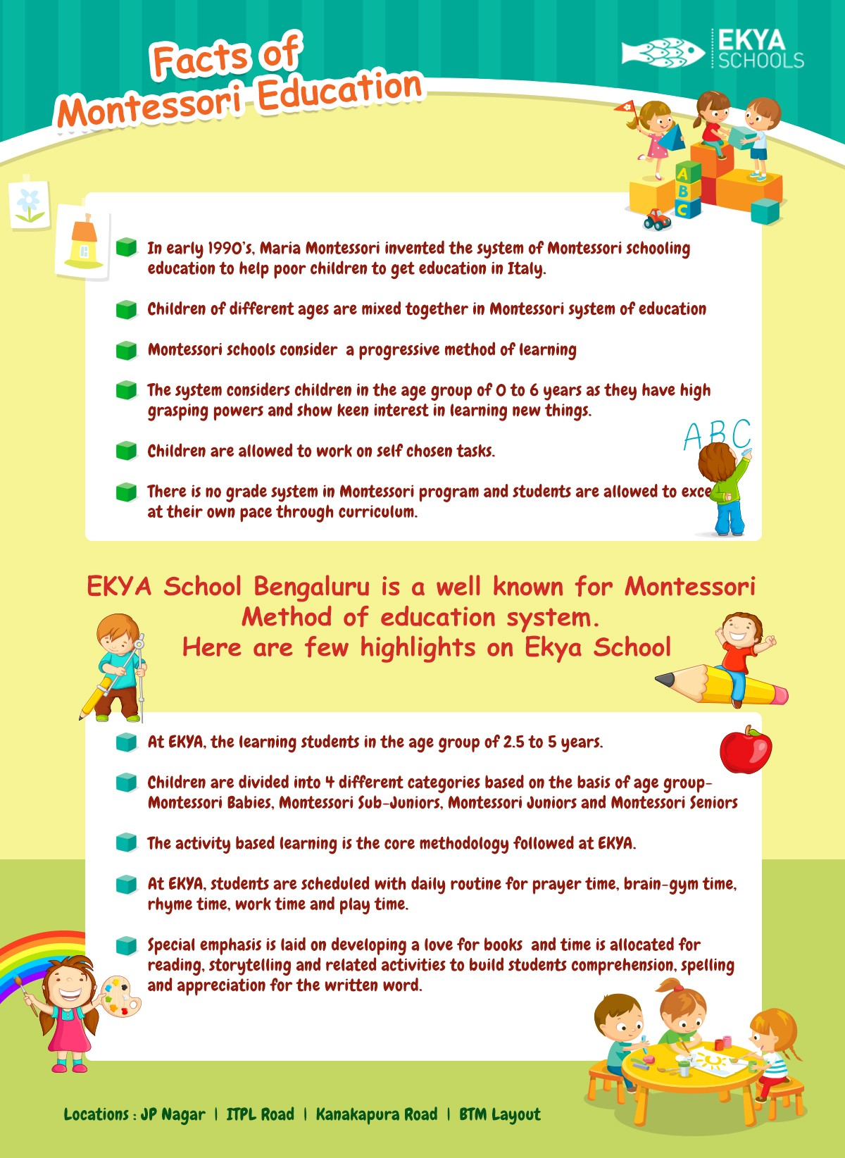 Preschool Education Is An Early Childhood Program Which Allows Children To Play While Learning The Ideal Age Get Enrolled In Between